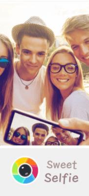 app Sweet Selfie descargar
