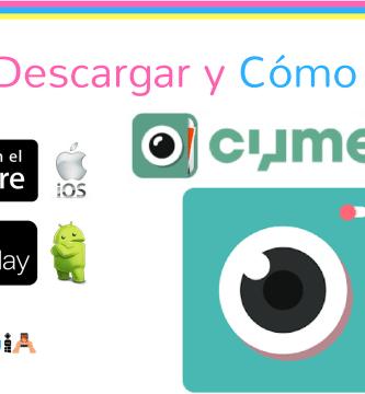 descargar cymera para Android e iOS