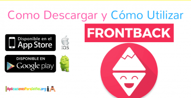 Descargar FrontBack para compartir fotos en Android, iPhone o iPad