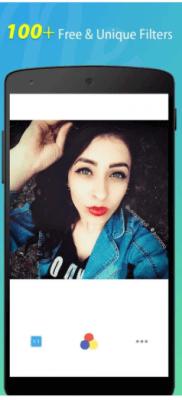 filtros BestMe Selfie Cámara