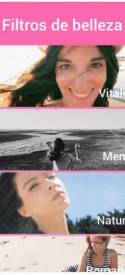filtros de belleza Beauty Camera