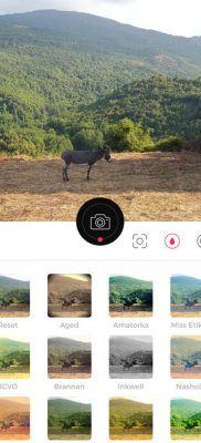 filtros fotografias FrontBack