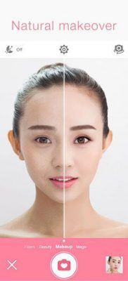 BeautyCam belleza natural