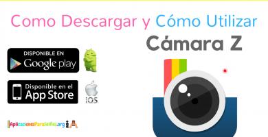 Descargar Cámara Z para Android y iOS
