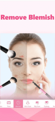 InstaBeauty remover imperfecciones