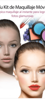 YouCam MakeUp aplicacion maquillaje movil para selfies