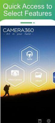 camera360 camara selfies