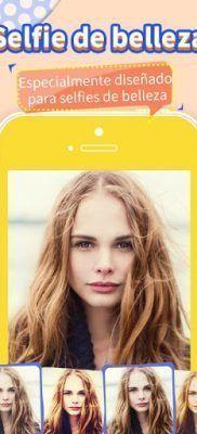 camera360 selfies de belleza