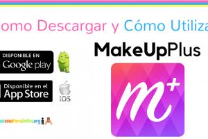 Como descargar MakeUpPlus para Android y iOS