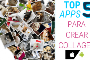 top aplicaciones para hacer collages en android y ios