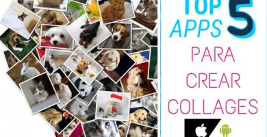 top aplicaciones para hacer collages en android y ios