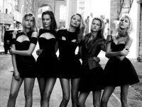 idea fotos cinco mejores amigas vestido