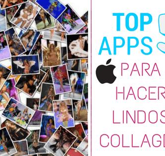 mejores 5 aplicaciones para crear collages en iphone o ipad