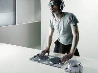 dj de la cocina