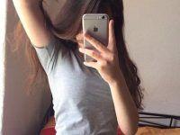fotos de perfil sobre el espejo