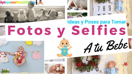 ideas para tomar las fotos mas hermosas a tu bebe