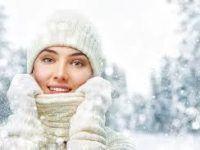 poses de fotos en la nieve
