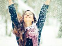 poses para fotos de mujeres en invierno