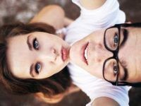 selfie en pareja