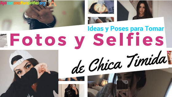 +28 Ideas de fotos y poses estilo Tumblr para Chicas Tímidas