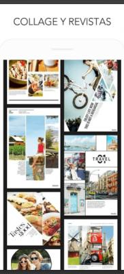 Crea Collages con MOLDIV