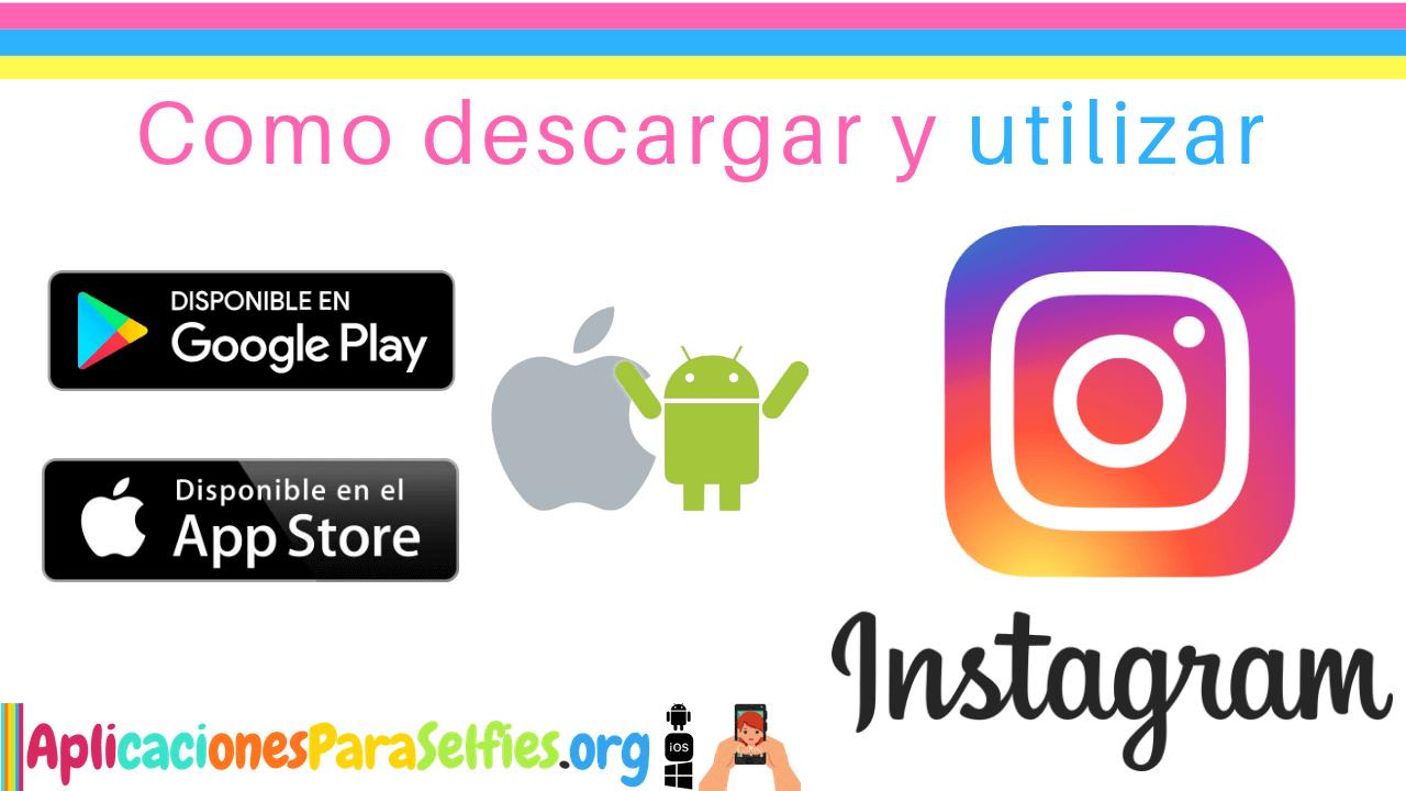 descargar aplicacion instagram para fotos