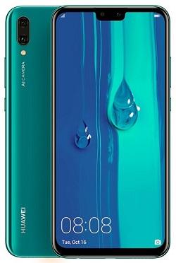 Huawei Y9 2019 barato camara frontal para selfies