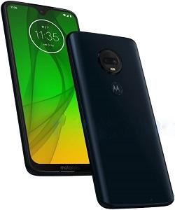 Motorola Moto G7 Plus con mejor camara frontal para selfies