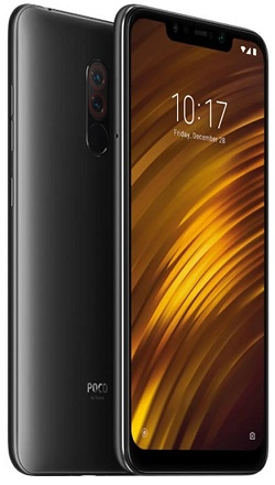 Xiaomi Pocophone F1 camara frontal selfies